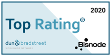 Top Rating Certificate 2020