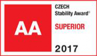 CZECH Stability Award AA rating